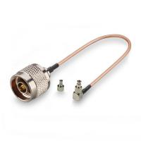 Универсальный пигтейл (кабельная сборка) CRC9/TS9 - N(male)