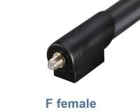 KC10-2300/2700C - Всенаправленная (круговая) 4G/Wi-Fi антенна KROKS  (10 dBi)