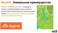 Skylink LTE 450