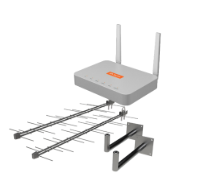 Комплект антенн + роутер Skylink Home V-FL500 LTE 450