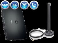 Комплект 3G роутер Huawei B683 + автомобильная антенна Kroks KC6