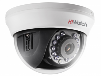 HiWatch DS-T101 внутренняя купольная АHD-TVI камера 1Мп