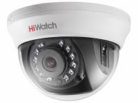 HiWatch DS-T201 внутренняя купольная АHD-TVI камера 2Мп