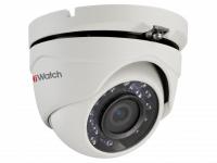HiWatch DS-T203 уличная купольная АHD-TVI камера 2Мп