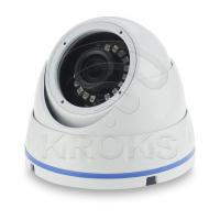 Уличная купольная AHD/CVI/TVI/CVBS видеокамера 2 Мп 3,6 мм LIRDNHTC200F