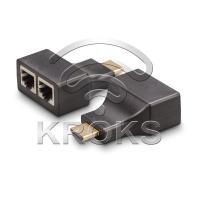 HDMI-удлинитель по витой паре HD2T-25