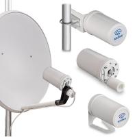 AP-221M3H-Pot - Роутер Kroks с PCI модемом Huawei ME909s встроенным в антенну (9 dBi)