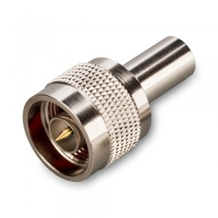 Разъем N(male) - 111/5D на кабель 5D-FB, LMR-300, LMR-240, RG-8X обжимной