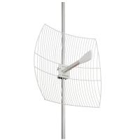 KN21-1700/2700 - Направленная параболическая 3G/WiFi/4G антенна KROKS (24 dBi)