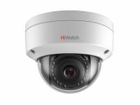 HiWatch DS-I402 уличная купольная мини IP-видеокамера 4Мп
