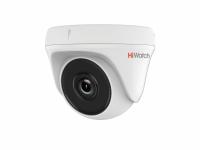 HiWatch DS-T133 внутренняя купольная АHD-TVI камера 1Мп