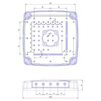 Rt-Ubx sHw - Роутер Kroks с USB модемом Huawei E3372 встроенным в антенну
