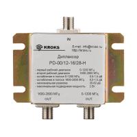 Комбайнер (диплексор) KROKS GSM900/1800-3G PD-00/12-16/28-H