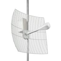 KNA21-1700/2700 BOX - Параболическая MIMO антенна с гермобоксом KROKS (21 dBi)
