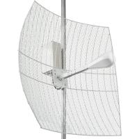 KNA27-1700/2700 BOX - Параболическая MIMO антенна с гермобоксом KROKS (27 dBi)