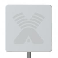 ZETA MIMO BOX - Широкополосная панельная 2G/3G/4G/WIFI антенна АНТЭКС с боксом для модема (17-20dBi)