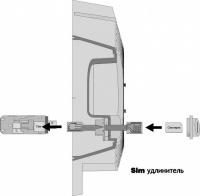 MONA UNIBOX PRO - Антенна MIMO АНТЭКС с боксом для 3G/4G модема