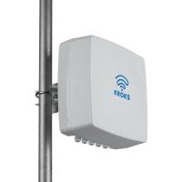 Роутер  KROKS Rt-Ubx mQw EC 4PoE-48 DS для систем видеонаблюдения
