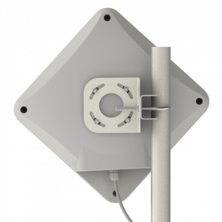 AX-1814P MIMO 2x2 UniBox - Панельная направленная 4G LTE1800 антенна АНТЭКС с гермобоксом (14 dBi)