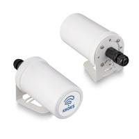 Купить выгодно Rt-Pot RSIM DS eQ-EP - Роутер Kroks с модемом Quectel EP06-E встроенным в антенну (9 dBi) и поддержкой SIM-инжектора в интернет-магазине MyAntenna.ru