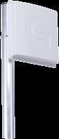 Внешняя панельная MIMO антенна с гермобоксом GELLAN LTE-15M BOX