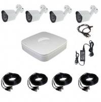 SVN-DVR-04CD на 4 уличные камеры
